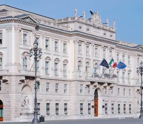 Palazzo Regione Trieste Piazza Unità
