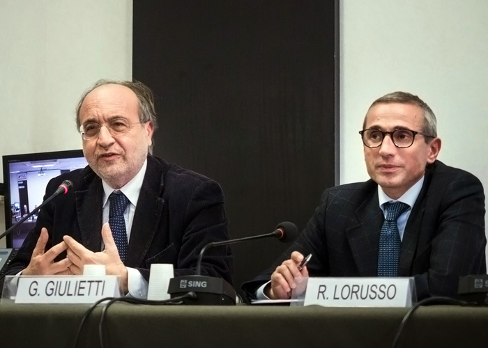 Giulietti Lorusso