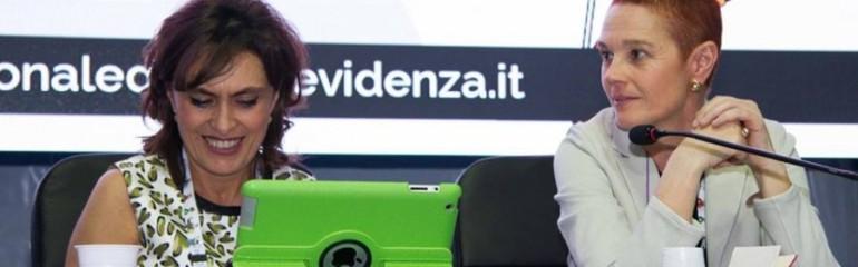 Mimma Iorio e Marina Macelloni